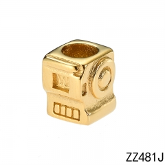 Stainless Steel Bead For Jewelry PAT-165B