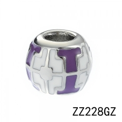 Stainless Steel Bead For Jewelry PAT-114