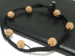 Fashion Anklet With CZS
