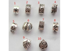 5 Pieces Beads For Fixing Position Of The Parts In Bracelet Or Necklace