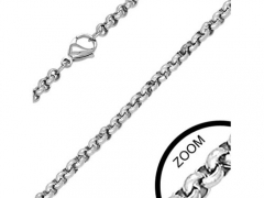 Small Stainless Steel Chain 4mm