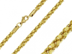 Ip Gold Stainless Steel Chain
