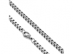 Stainless Steel Box Chain 2mm