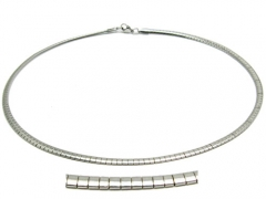 Small Stainless Steel Necklace
