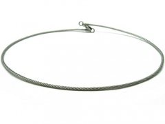 Silver Color Stainless Steel Chain