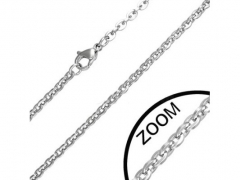 1.5mm Small Steel Necklace