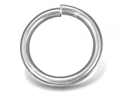 10 pcs Stainless Steel Jump Rings