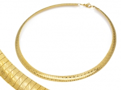 Stainless Steel Gold Chain CH-080B