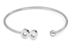 Stainless Steel Bangle ZC-0446A
