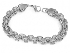 Stainless Steel Bracelet BS-1209A