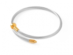 Stainless Steel Bangle ZC-0462B