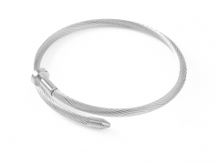 Stainless Steel Bangle ZC-0462A