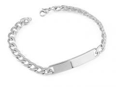 Stainless Steel Bracelet BS-1246A