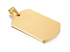 Stainless Steel Dog Tag PS-0625B