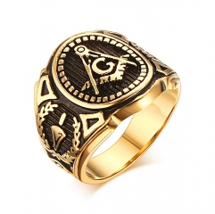 Stainless Steel Ring RS-0901A