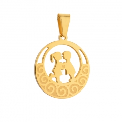 Stainless Steel Pendant PS-1108