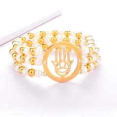 Stainless Steel Bracelet BS-1653