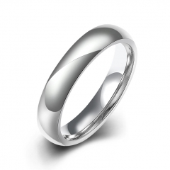 Stainless Steel Ring 5mm
