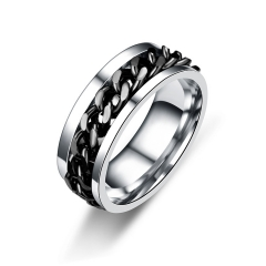 Stainless Steel Ring RS-0236B