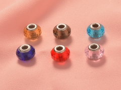 1pc Stainless Steel Bead For Jewelry