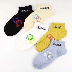5pcs Fashion Socks