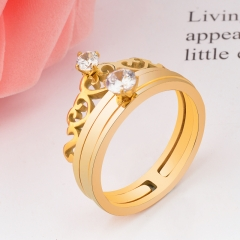 Stainless Steel Ring RS-1115