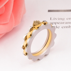 Stainless Steel Ring RS-1114