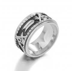 Stainless Steel Ring RS-2087A