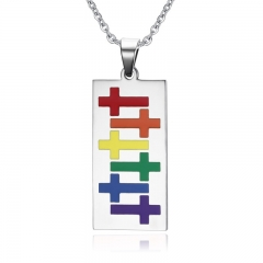 Stainless Steel Pendant PS-1190