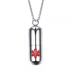 Stainless Steel Pendant PS-1197