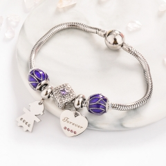 Stainless Steel Bracelet PBS-0006