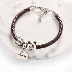 Stainless Steel Bracelet PBS-0003