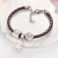 Stainless Steel Bracelet PBS-0010