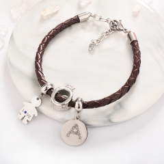 Stainless Steel Bracelet PBS-0004