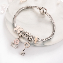 Stainless Steel Bracelet PBS-0005
