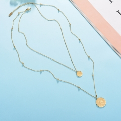 Stainless Steel Necklace NS-0715