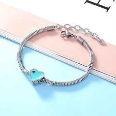 Stainless Steel Bracelet PBS-0029C