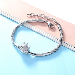 Stainless Steel Bracelet PBS-0024