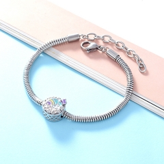 Stainless Steel Bracelet PBS-0026