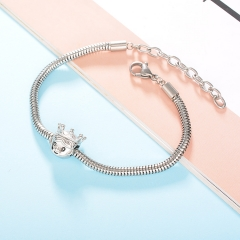 Stainless Steel Bracelet PBS-0019