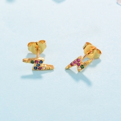 Copper Earring TTTE-0024