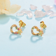 Copper Earring TTTE-0011