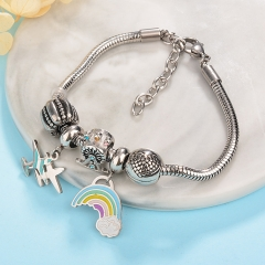 Stainless Steel Bracelet PBS-0036