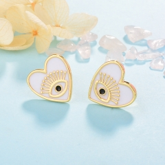 Copper Earring TTTE-0001A