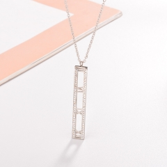 Stainless Steel Necklace NS-0393A