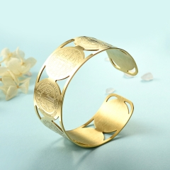Stainless Steel Bangle ZC-0542