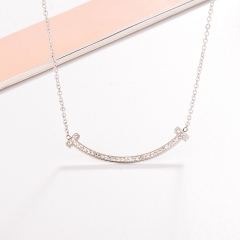 Stainless Steel Necklace NS-0738A