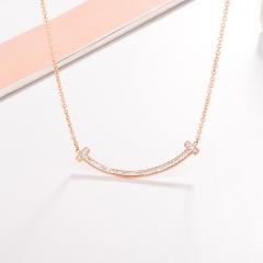 Stainless Steel Necklace NS-0738C