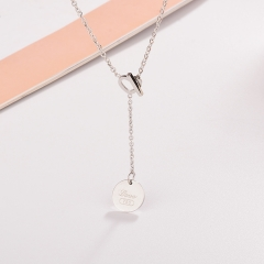 Stainless Steel Necklace NS-0450A