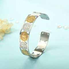 Stainless Steel Bangle ZC-0543